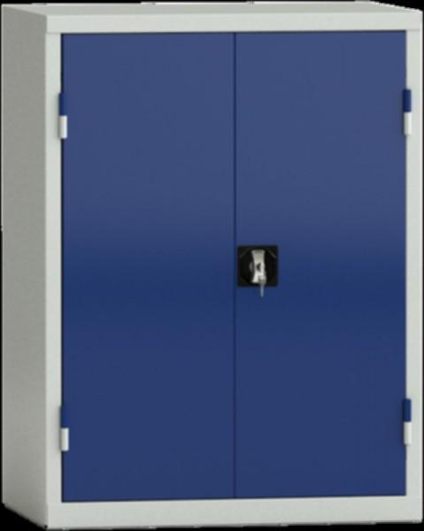Universalschrank Materialschrank 2000 x 1000 x 490 mm HxBxT mit 8 Fachböden